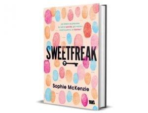 Sophie McKenzie Sweetfreak Książki młodzieżowe - marcowe nowości