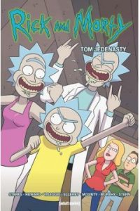 Marcowe zapowiedzi komiksowe 2021: RICK I MORTY. Tom 11