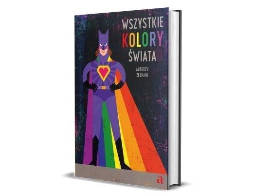 Wszystkie kolory świata - książka-cegiełka