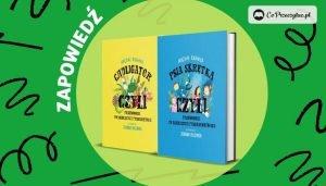 O przekrętach i przekleństwach... dla dzieci. Nowe książki Michała Rusinka