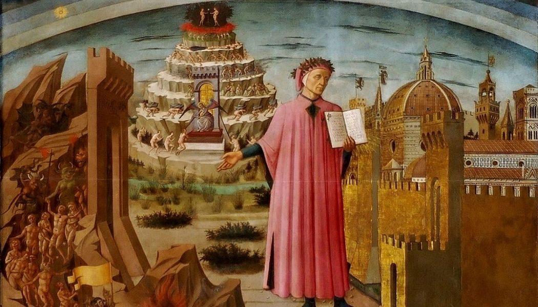Czy Dante wróci do Florencji? Boskiej komedii szukaj na TaniaKsiazka.pl >>