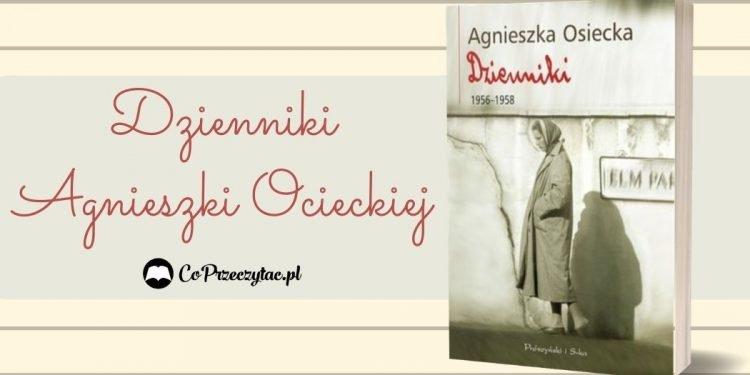 Dzienniki Agnieszki Osieckiej już wkrótce w księgarniach! Dzienniki Agnieszki Osieckiej