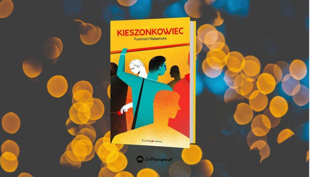 Recenzja książki Kieszonkowiec, którą znajdziesz na TaniaKsiazka.pl