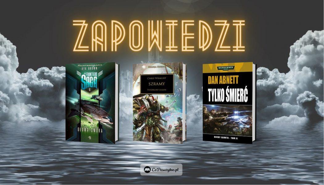 Marcowe zapowiedzi sci-fi 2021 znajdziesz na TaniaKsiazka.pl