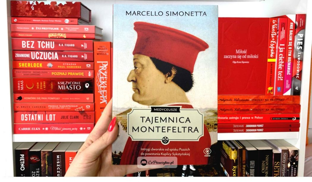 Medyceusze Tajemnica Montefeltra – książkę znajdziesz na TaniaKsiazka.pl