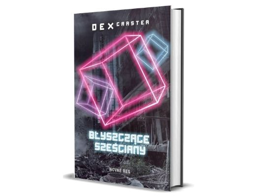 Dex Draster Błyszczące sześciany