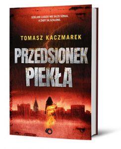 Marcowe zapowiedzi sci-fi 2021 Przedsionek piekła znajdziesz na TaniaKsiazka.pl
