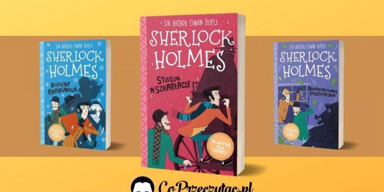 Sherlock Holmes w nowej szacie graficznej Sherlock Holmes w nowej szacie graficznej