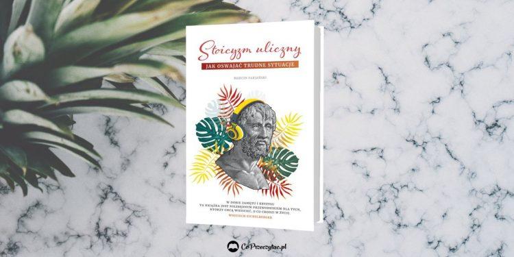 Recenzja książki Stoicyzm uliczny