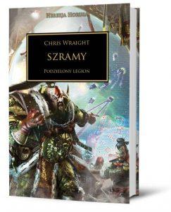 Marcowe zapowiedzi sci-fi 2021 Szramy znajdziesz na TaniaKsiazka.pl