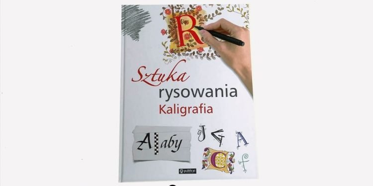 Sztuka rysowania Kaligrafia