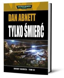 Marcowe zapowiedzi sci-fi 2021 Tylko śmierć znajdziesz na TaniaKsiazka.pl
