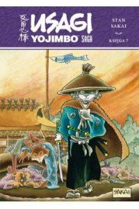 Marcowe zapowiedzi komiksowe 2021: USAGI YOJIMBO. Saga. Księga 7