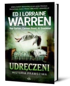 Udręczeni Historia prawdziwa – książka dostępna jest na TaniaKsiazka.pl
