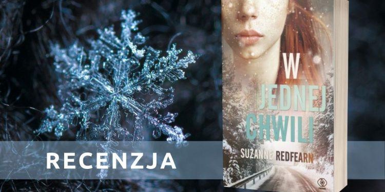 W jednej chwili Suzanne Redfearn - recenzja W jednej chwili