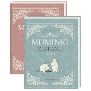 Pakiet Muminki Muminki - książkowe nowości