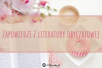 Top 6 obyczajowych zapowiedzi na luty - sprawdź na TaniaKsiazka.pl