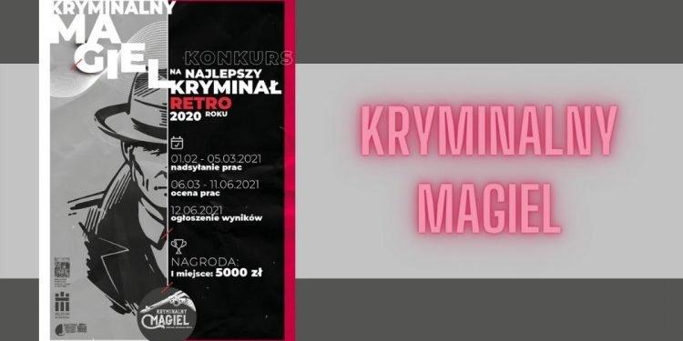 Najlepszy polski kryminał retro - ruszył nabór do nagrody kryminalny magiel