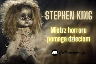 Stephen King pomaga dzieciom wydać książkę inspirowaną pandemią stephen king pomaga dzieciom