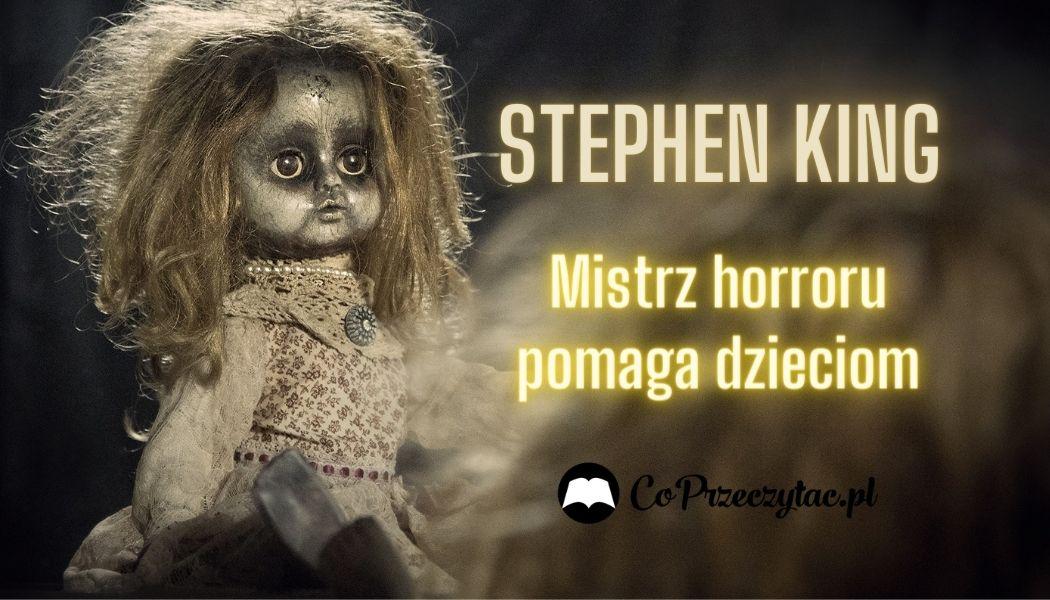Stephen King Szukaj książek na TaniaKsiazka.pl >>
