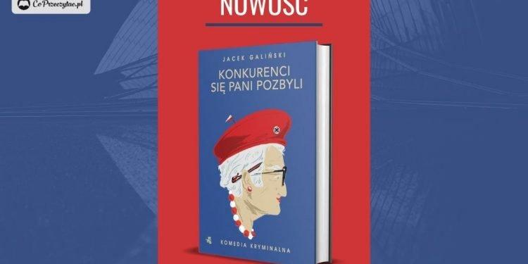 Konkurenci się pani pozbyli - Zofia Wilkońska znowu w akcji!
