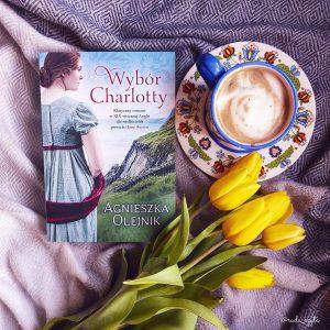 Wybór Charlotty kupisz na www.taniaksiazka.pl >>