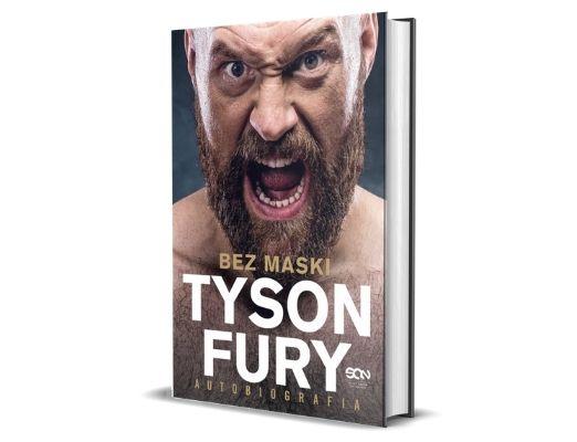 Tyson Fury Bez maski. Autobiografia