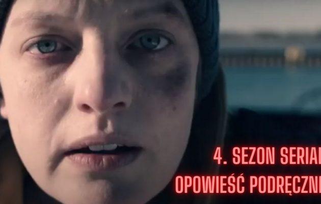 4. sezon Opowieści podręcznej - zwiastun i data premiery 4 sezon opowieści podręcznej