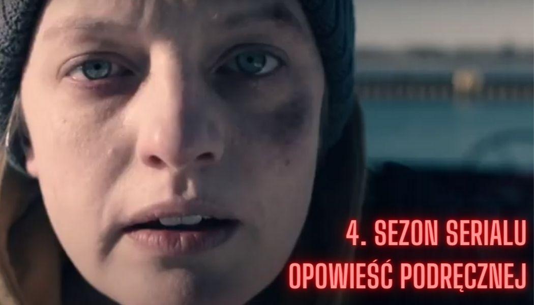 4 sezon Opowieści podręcznej Książki szukaj na TaniaKsiazka.pl >>