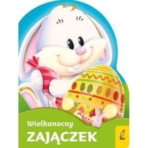 Wielkanocny zajączek. Wykrojnik Sprawdź na TaniaKsiazka.pl >>