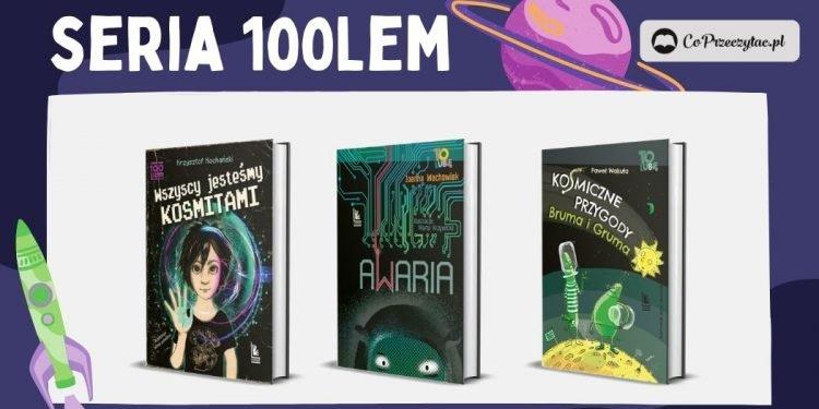 100Lem - seria książek dla dzieci na stulecie urodzin Lema