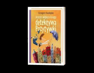 Jeszcze większa księga detektywa Pozytywki Sprawdź na TaniaKsiazka.pl >>