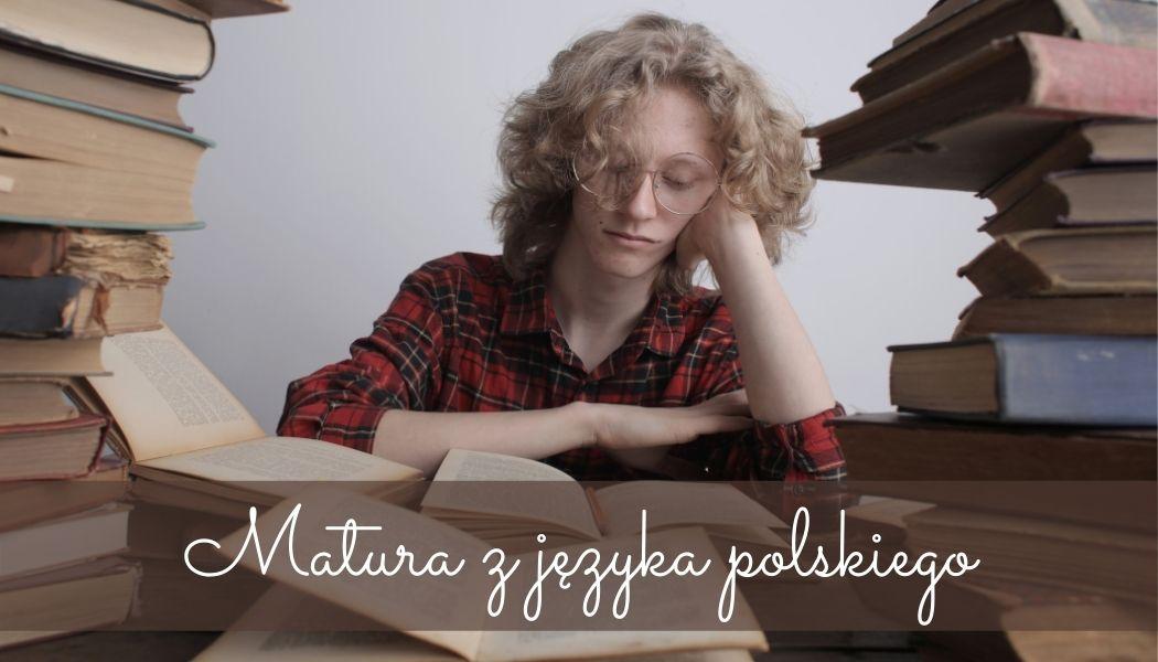 Matura z języka polskiego 2021 Szukaj pomocy naukowych na TaniaKsiazka.pl >>