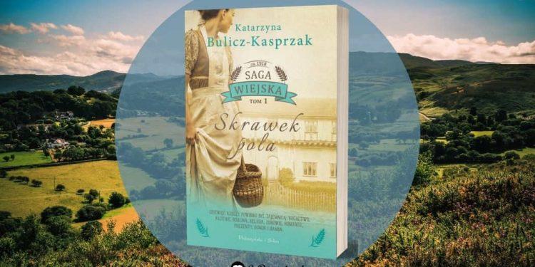 Recenzja książki Skrawek pola
