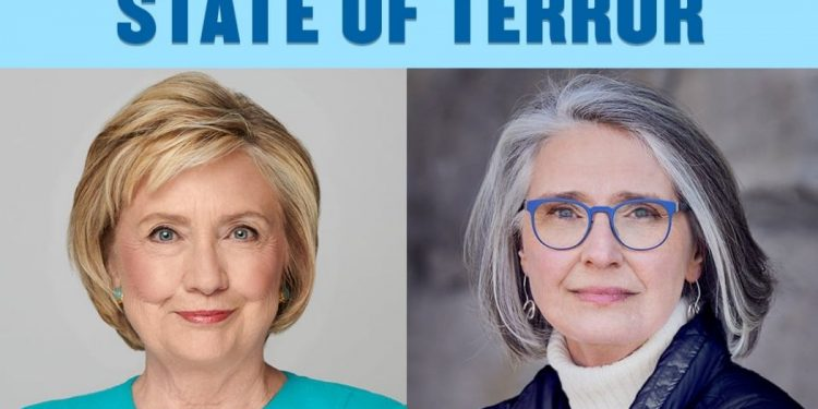 State of Terror - thriller polityczny Hillary Clinton i Louise Penny State of terror
