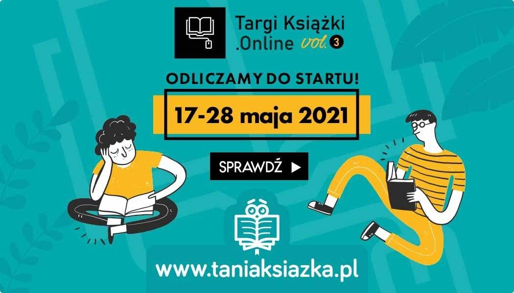 TargiKsiążki.Online vol. 3 - poznaliśmy datę!
