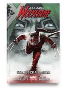 Wolverine Staruszka Laura – komiksu szukaj na TaniaKsiazka.pl