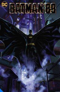 Batman '89 - okładka