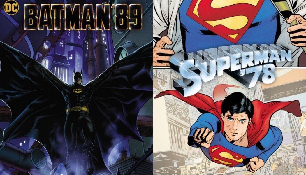 Z filmu do komiksu: nowe serie od DC Comics