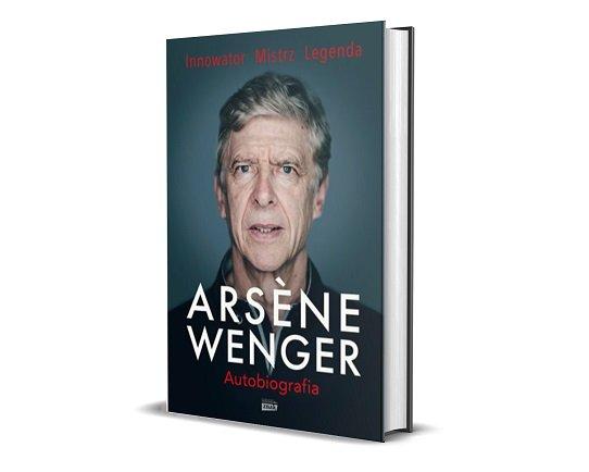 Arsene Wenger. Autobiografia - sprawdź w TaniaKsiazka.pl