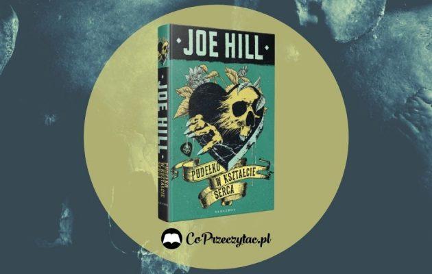 Pudełko w kształcie serca Joego Hilla - nowe wydanie