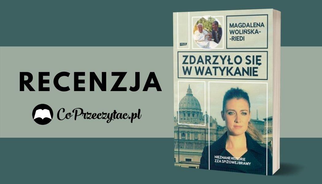 Zdarzyło się w Watykanie Sprawdź na TaniaKsiazka.pl >>