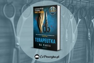 Nowa książka B.A. Paris - Terapeutka sprawdź w TaniaKsiazka.pl