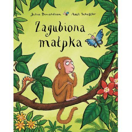 Zagubiona małpka - sprawdź w TaniaKsiazka.pl