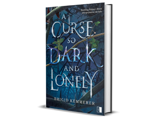 Brigid Kemmerer A Curse So Dark AND Lonely Książki podobne do Zmierzchu