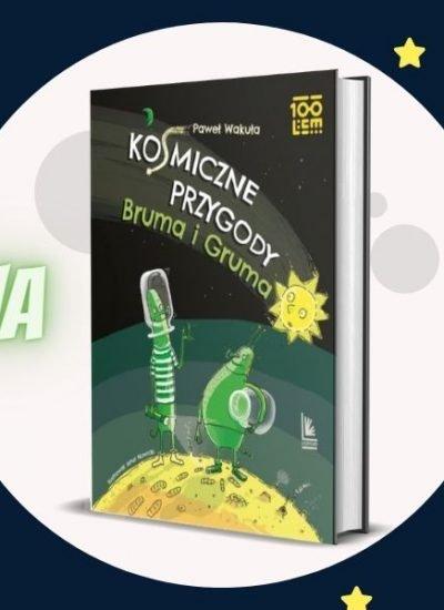Kosmiczne przygody Bruma i Gruma - recenzja