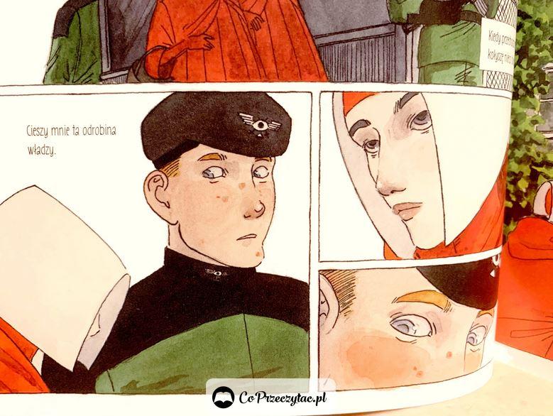 Dystopia Atwood w formie komiksu dostępna jest na TaniaKsiazka.pl