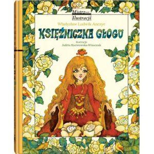 Międzynarodowy Dzień Książki dla dzieci - Księżniczka Głogu,Władysław Ludwik Anczyc