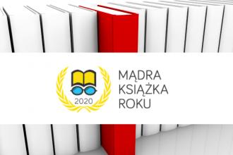 Mądra Książka Roku - trwa głosowanie Mądra ksiażka roku