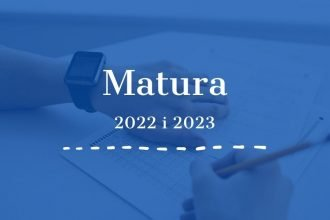 Matura 2022 i 2023 - MEN zapowiada zmiany